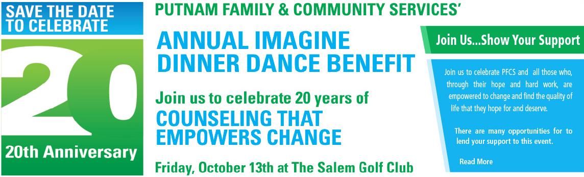 Annual Imagine Dinner Dance 2017