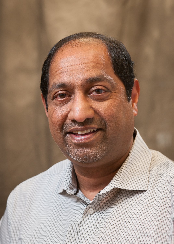 Raju Alengadan, BS Director of Information Technology